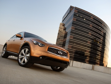 Review: 2009 Infiniti FX Overview