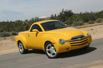 Photo 4 -- Chevy SSR