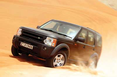 2005 Land Rover LR3 Road Test