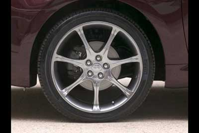 Scion tC Alloy Wheel