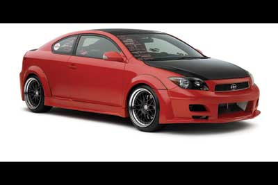 Modified Scion tC