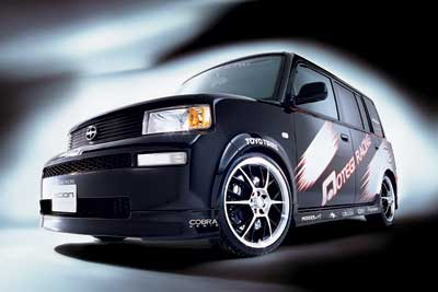 Motegi Racing xB