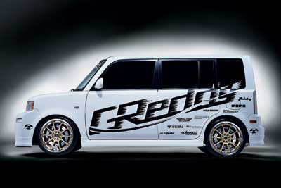Greddy Custom xB