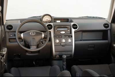Scion xB Dashboard