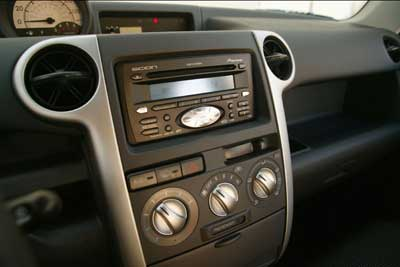 Scion xB Interior Trim