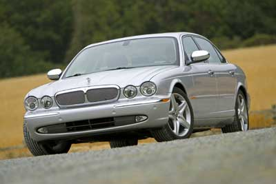 2005 Jaguar XJ Super V8 Quick Spin