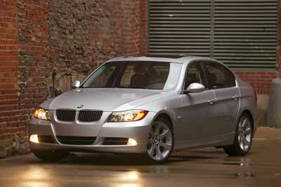 2006 BMW 3 Series First Drive