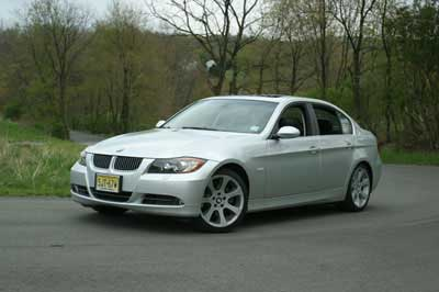 2006 BMW 3 Series First Impression