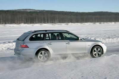 BMW 5 Series Sport Wagon