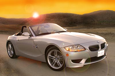2006 BMW M Roadster Review