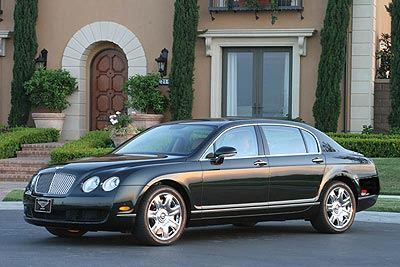 2006 Bentley Continental Flying Spur Review