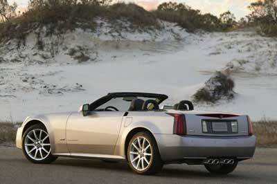 2006 Cadillac XLR-V Photo Gallery