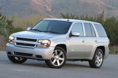 2006 Chevrolet TrailBlazer SS Review
