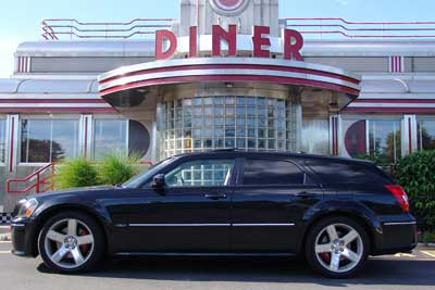 2006 Dodge Magnum SRT-8 First Drive