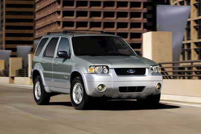 2006 Ford Escape Hybrid 2WD