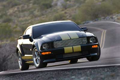 The Car: 2007 Ford Mustang Shelby GT-H