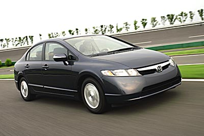 2006 Honda Civic Hybrid Review