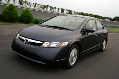 2006 Honda Civic Hybrid Photo Gallery 