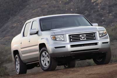 2006 Honda Ridgeline Road Test