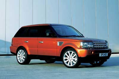 2006 Land Rover Range Rover Sport Photo Gallery