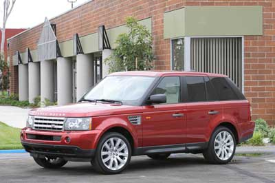2006 Land Rover Range Rover Sport Review