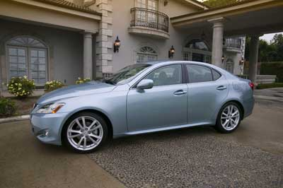 2006 Lexus IS Photo Gallery