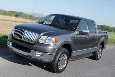 2006 Lincoln Mark LT First Impression