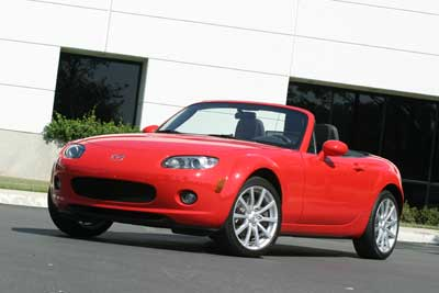 2006 Mazda MX-5 Miata Road Test