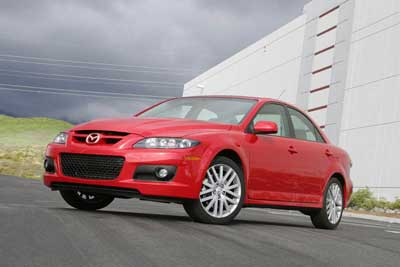 2006 MazdaSpeed 6 Review