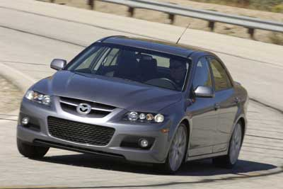 2006 MazdaSpeed 6 Photo Gallery
