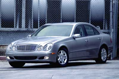 Mercedes E350