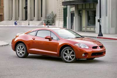 2006 Mitsubishi Eclipse Preview