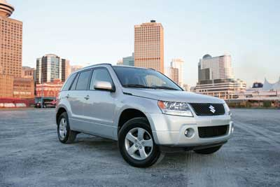 2006 Suzuki Grand Vitara Photo Gallery