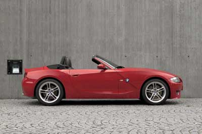 2006 BMW Z4 M Roadster Preview