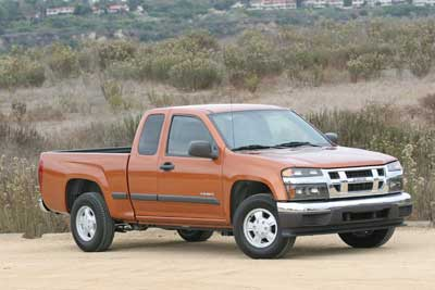 2006 Isuzu i-280 Review