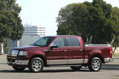 2006 Lincoln Mark LT Quick Spin