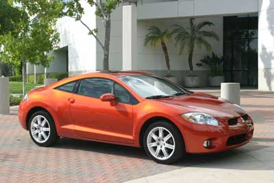 2006 Mitsubishi Eclipse GT Road Test