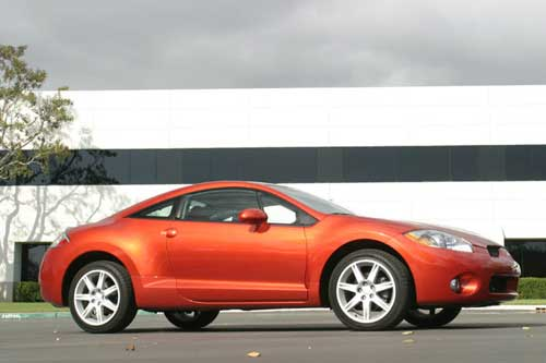 2006 mitsubishi eclipse gt road test. Black Bedroom Furniture Sets. Home Design Ideas
