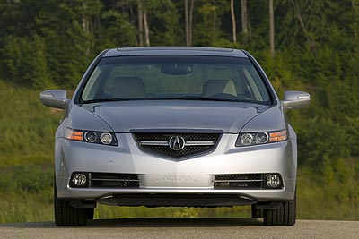 Acura TL Type-S – Standard Features