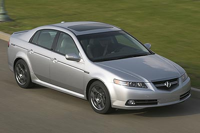 Acura TL Type-S  Performance