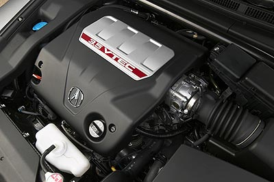 Acura TL Type-S – Engine
