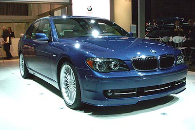 2007 BMW Alpina B7 Brief