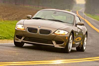 2006 BMW M Coupe Photo Gallery