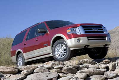 Ford Expedition – Eddie Bauer Trim