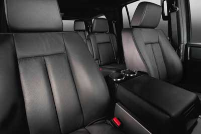 Ford Expedition – Comfort