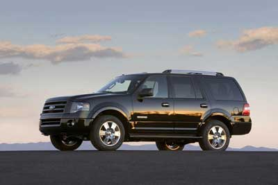 Ford Expedition – Limited Trim