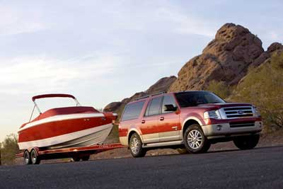 Ford Expedition – Towing