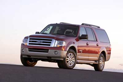 Ford Expedition  XLT Trim