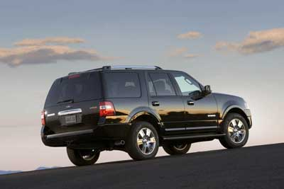 Ford Expedition  Model Mix