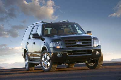 Ford Expedition  Introduction
